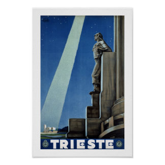Trieste Poster