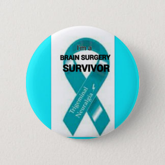Trigeminal Neuralgia Awareness 2 Inch Round Button