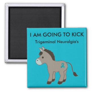 Trigeminal Neuralgia Awareness Magnet