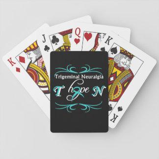 Trigeminal Neuralgia Playing Cards