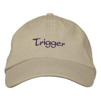 Trigger Embroidered Baseball Cap
