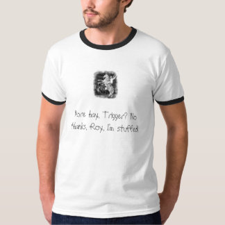 Trigger the horse, Roy Rogers T-Shirt