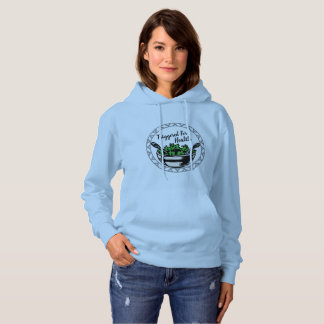 Triggered For Health Hoodie