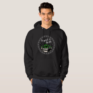 Triggered For Health Mens Hoodie