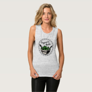 Triggered For Health Womens Tank