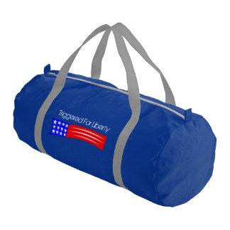 Triggered Gym Bag