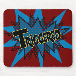 Triggered Mouse Pad