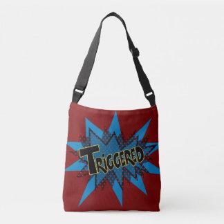 Triggered Tote Bag