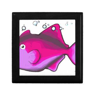 Triggerfish! Keepsake Boxes