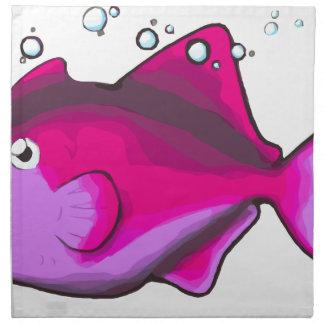 Triggerfish! Napkin