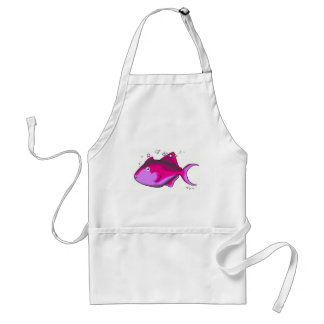 Triggerfish! Standard Apron