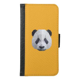 Trigonal Panda on an iPhone Wallet Case