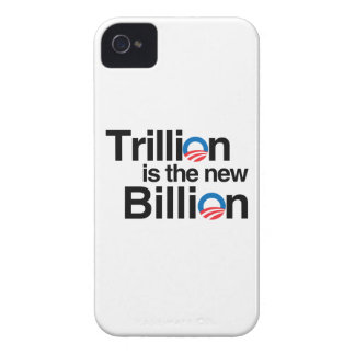 TRILLION IS THE NEW BILLION iPhone 4 COVERS