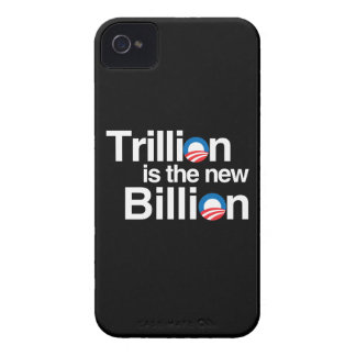 TRILLION IS THE NEW BILLION iPhone 4 CASES