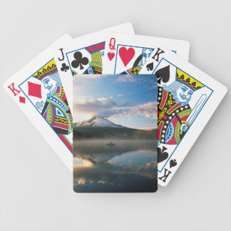 Trillium Lake | Mount Hood National Forest, OR Bicycle Playing Cards