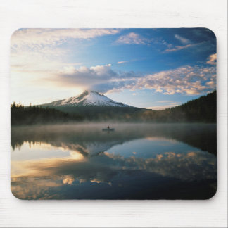 Trillium Lake | Mount Hood National Forest, OR Mouse Pad