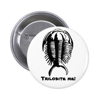 Trilobite me! Boton 2 Inch Round Button