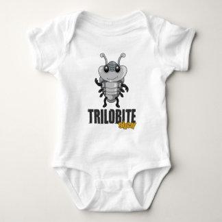 Trilobite Sized - Uni Design Baby Bodysuit