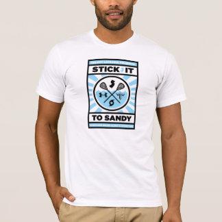Trilogy Lacrosse Stick it to Sandy Shirt