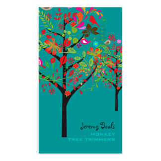 Trimmers vintages ♥♥♥/DIY d'arbre de PixDezines ré Modèle De Carte De Visite