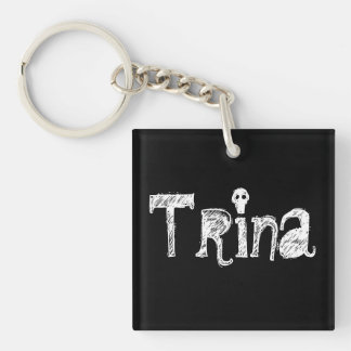 Trina Keychain