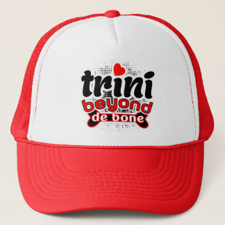 Trini Beyond De Bone Trucker Hat