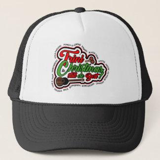 Trini Christmas1 Hat (light)