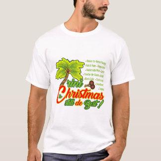 trini christmas (still d best) t-shirt