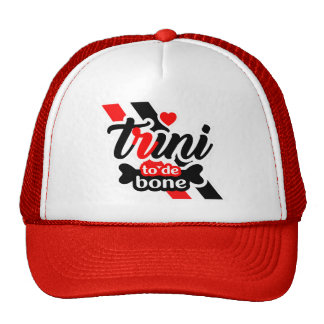 Trini To De Bone Trucker Hat