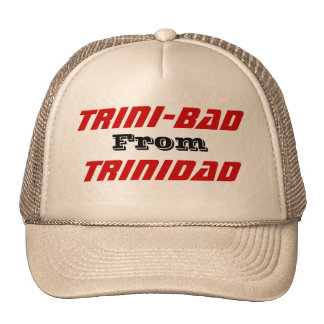 Trinibad from trinidad trucker hat
