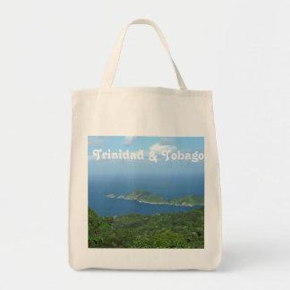 Trinidad and Tobago Canvas Bags