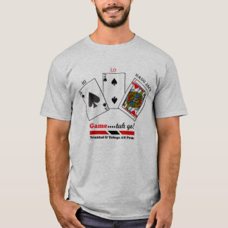 Trinidad and Tobago All Fours T-Shirt