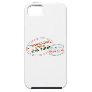 Trinidad and Tobago Been There Done That iPhone 5 Cover
