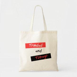 Trinidad and Tobago Budget Tote Bag