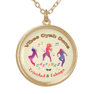 Trinidad and Tobago Carnival Custom Jewelry