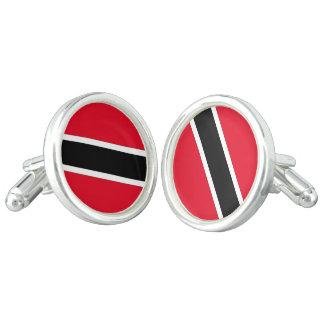 Trinidad and Tobago Cuff Links