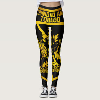 Trinidad and Tobago Emblem Leggings