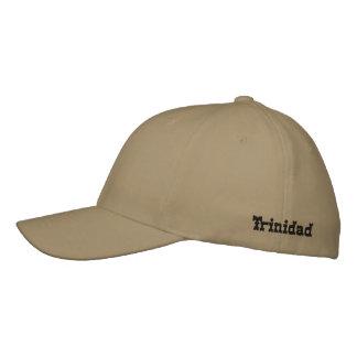 Trinidad and Tobago Embroidered Baseball Caps
