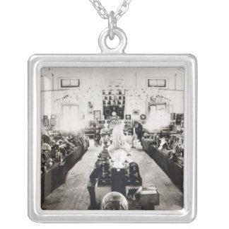 Trinidad and Tobago Exhibition, 1890 Custom Necklace
