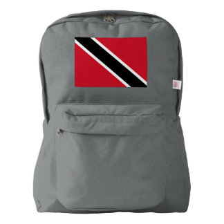 Trinidad and Tobago Flag Backpack