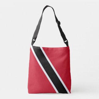 Trinidad and Tobago Flag Crossbody Bag