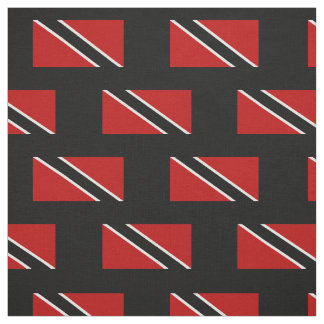 Trinidad and Tobago Flag Fabric