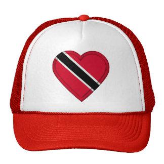 Trinidad and Tobago flag Hats