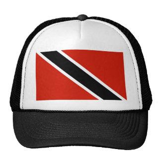Trinidad and Tobago flag Trucker Hats