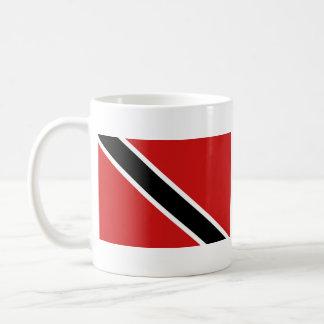 Trinidad and Tobago Flag ~ Map Mug