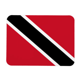 Trinidad and Tobago Flag Rectangular Photo Magnet