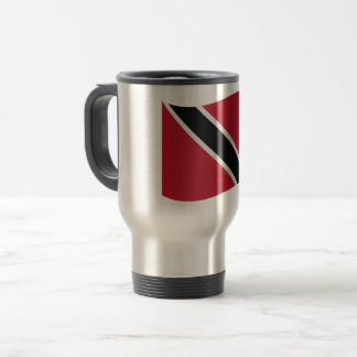 Trinidad and Tobago Flag Travel Mug