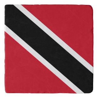 Trinidad and Tobago Flag Trivet