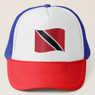 Trinidad and Tobago Flag Trucker Hat