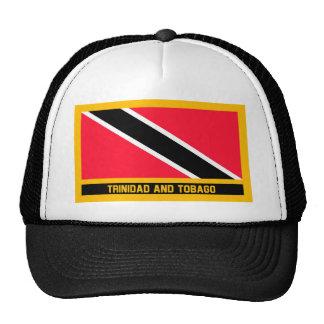 Trinidad and Tobago Flag Trucker Hat